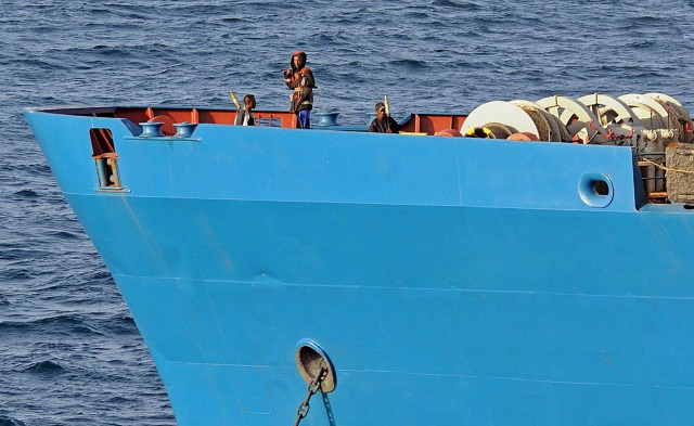 135 ναυτικοί απήχθησαν το 2020