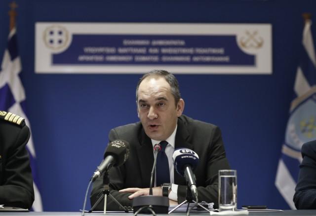 I. Πλακιωτάκης: Μεταβαίνει εκτάκτως σε Μυτιλήνη, Χίο και Σάμο