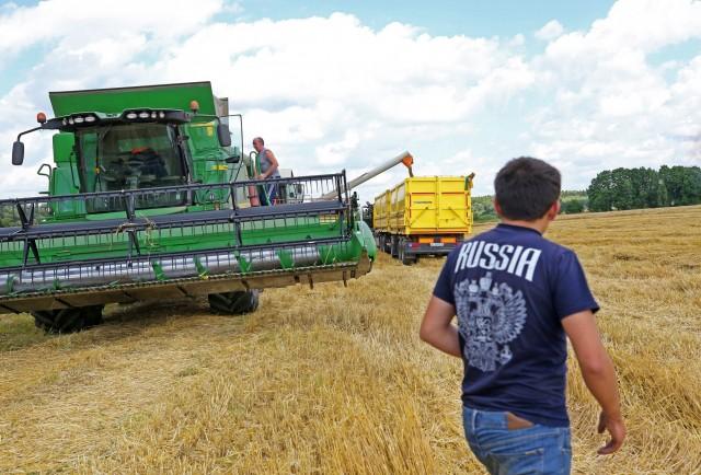 Ρωσία: Τα ηνία στις εξαγωγές σιταριού και φέτος