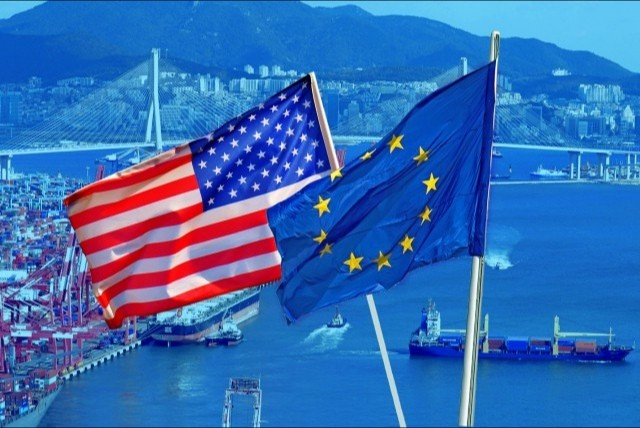 Προς αποκλιμάκωση ο «πόλεμος δασμών» ΗΠΑ-ΕΕ