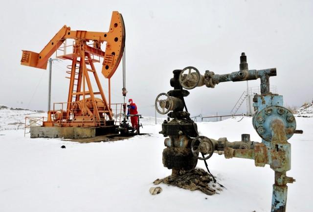 Τριπλασιάζεται η παραγωγή ουκρανικού φυσικού αερίου