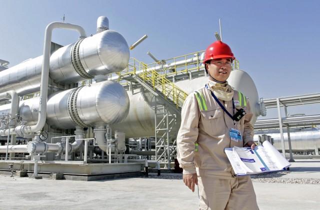 Κίνα: Αναστολή στις εισαγωγές φυσικού αερίου