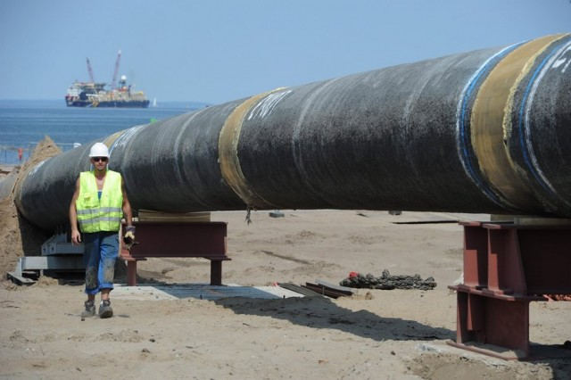 Eni: Ολοκλήρωση κατασκευής αγωγού φυσικού αερίου στην Αλγερία