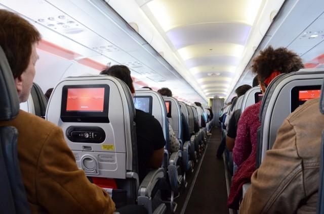 Αεροπλάνο και virtual reality