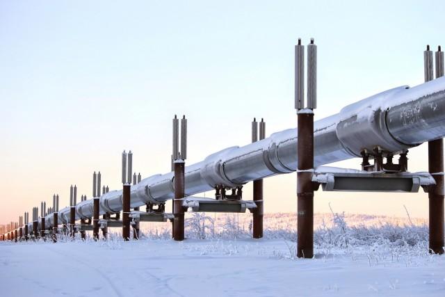 Κάμψη στις εξαγωγές φυσικού αερίου του Καναδά
