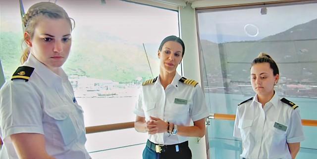 IMO: Tράπεζα φωτογραφιών για γυναίκες ναυτικούς
