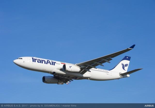 Αεροπορική απομόνωση του Ιράν