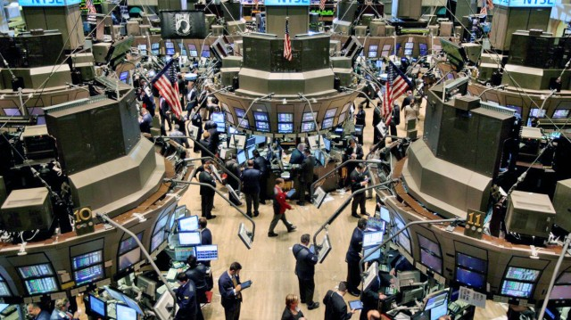 Κραχ στο χρηματιστήριο της Νέας Υόρκης