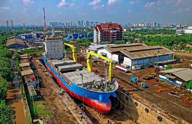 Συγχωνεύσεις ναυπηγείων στην Ασία: ο κανόνας και όχι η εξαίρεση