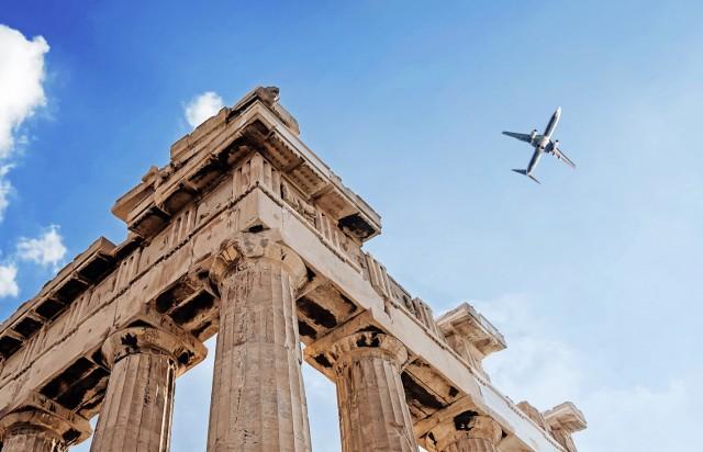 Ανάκαμψη στην επιβατική κίνηση των ελληνικών αεροδρομίων