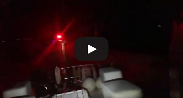 Τούρκικη ακταιωρός εμβόλισε περιπολικό σκάφος του Λιμενικού Σώματος (βίντεο)