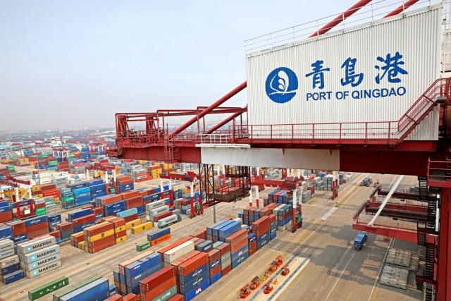 Το εμπόριο της Κίνας και οι ελπίδες για ανάκαμψη των λιμένων