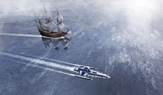 To Mayflower ξαναβάζει πλώρη για τη Μασαχουσέτη