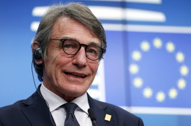 Πρόεδρος ΕΚ για COVID-19: «Η Ευρώπη ενωμένη για την κοινή πρόκληση»