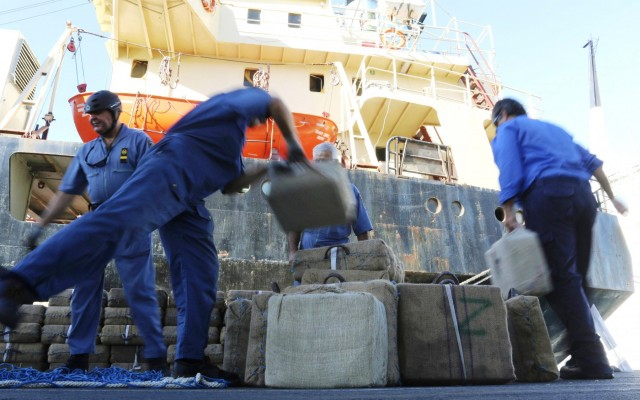 Βραζιλία: Στο στόχαστρο οι διά θαλάσσης εξαγωγές κοκαΐνης
