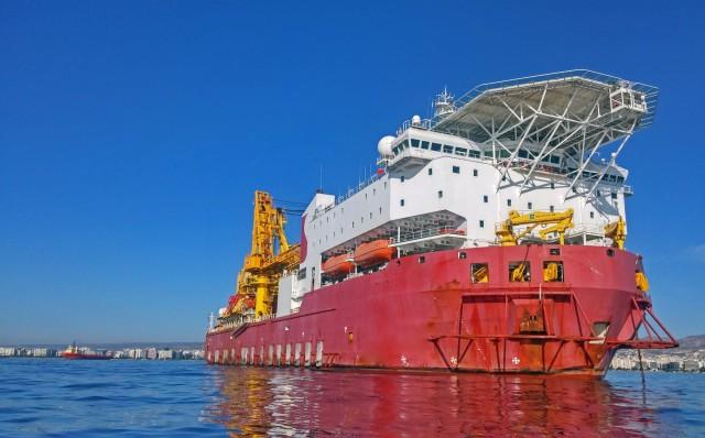 Στο λιμάνι της Μερσίνας ο «Νομοθέτης», το τρίτο γεωτρύπανο της Άγκυρας