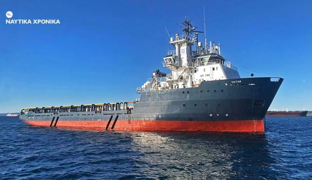 «VICTOR»: Το νέο πλοίο – προσφορά Λασκαρίδη στο Πολεμικό Ναυτικό