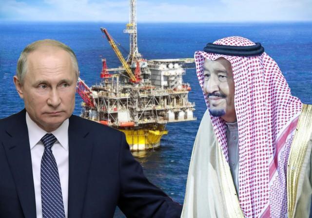 Κόντρες Μόσχας και Ριάντ για τις τιμές του πετρελαίου