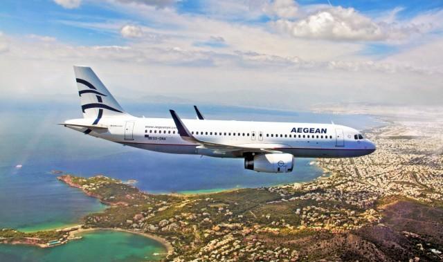 Aegean Airlines: 16% αύξηση κερδών το 2019