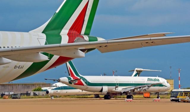 Alitalia: εθνικοποίηση μετά το ισοπεδωτικό χτύπημα