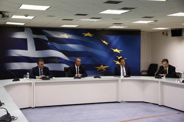 Τα οικονομικά μέτρα της κυβέρνησης για την αντιμετώπιση των συνεπειών του κορονοϊού
