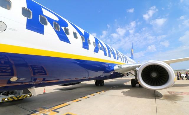 Ryanair: Διακόπτει όλες τις πτήσεις
