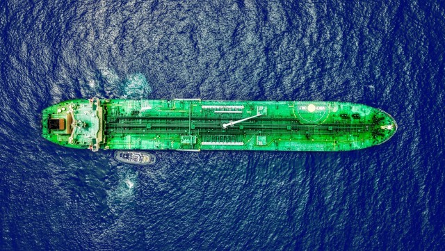 Supertankers στις υπηρεσίες της πλωτής αποθήκευσης πετρελαίου