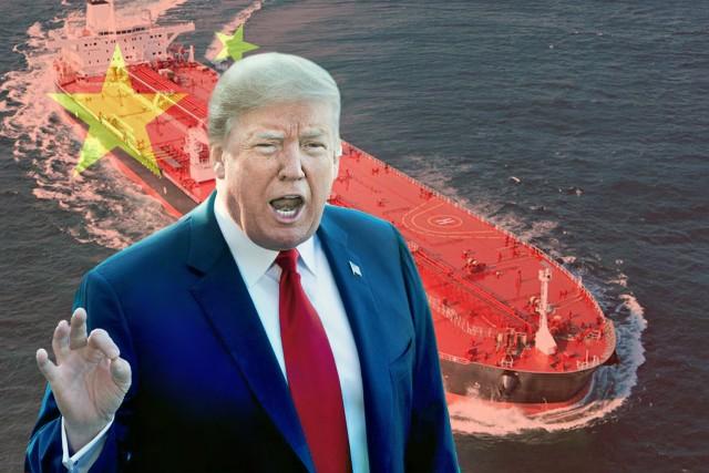 Νέες αμερικανικές κυρώσεις σε κινεζικές ναυτιλιακές εταιρείες