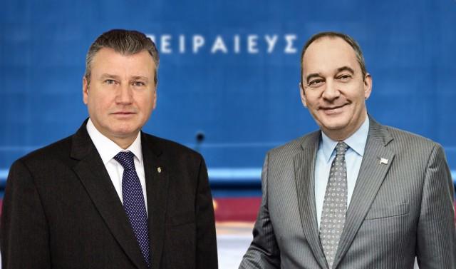 Ι. Πλακιωτάκης – Μ. Τσικαλάκης: Συνάντηση του ΥΝΑΝΠ με τον Πρόεδρο της ΠΕΠΕΝ