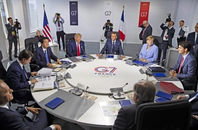 Μια επιστολή προς τον Άγιο Βασίλη: τους G7