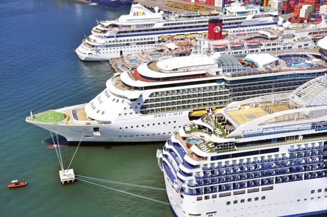 Αγορά κρουαζιέρας: Εκτόξευση της ανεργίας των ναυτικών;
