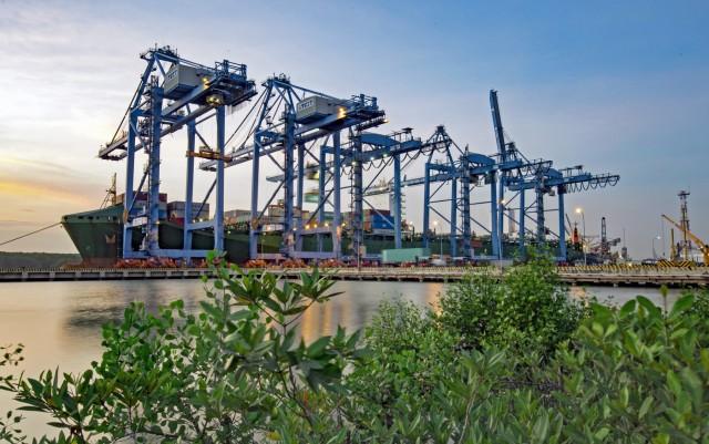 Τι συμβαίνει στα λιμάνια του Λάγος;