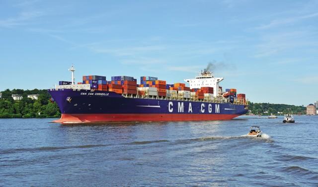 CMA CGM: Αποεπενδύσεις σε δέκα λιμάνια με τις ευλογίες της ΕΕ