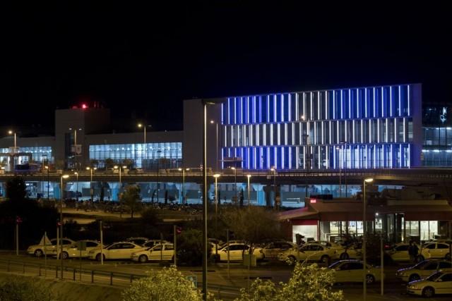 25η Μαρτίου στο Αεροδρόμιο Αθηνών