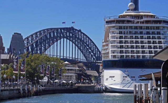 Covid-19: Ραγδαία αύξηση κρουσμάτων στην Αυστραλία λόγω κρουαζιερόπλοιου