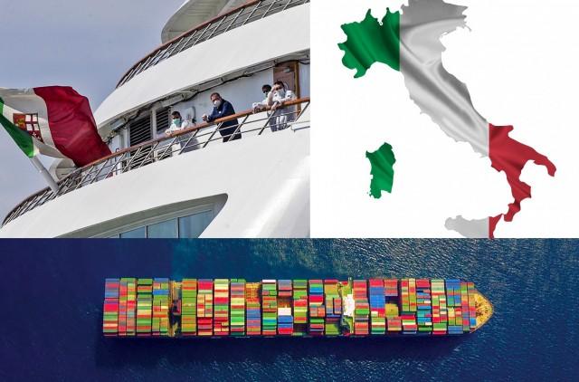 Συνεχίζουν κανονικά τη λειτουργία τους τα ιταλικά λιμάνια