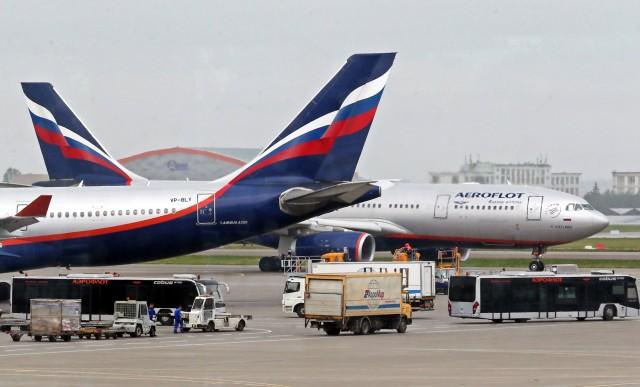 Ρωσία: Αναστολή όλων των διεθνών πτήσεων