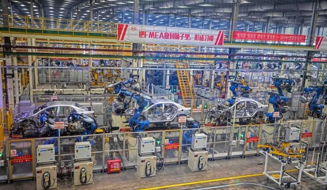 Κίνα: Φιλί ζωής για την αυτοκινητοβιομηχανία