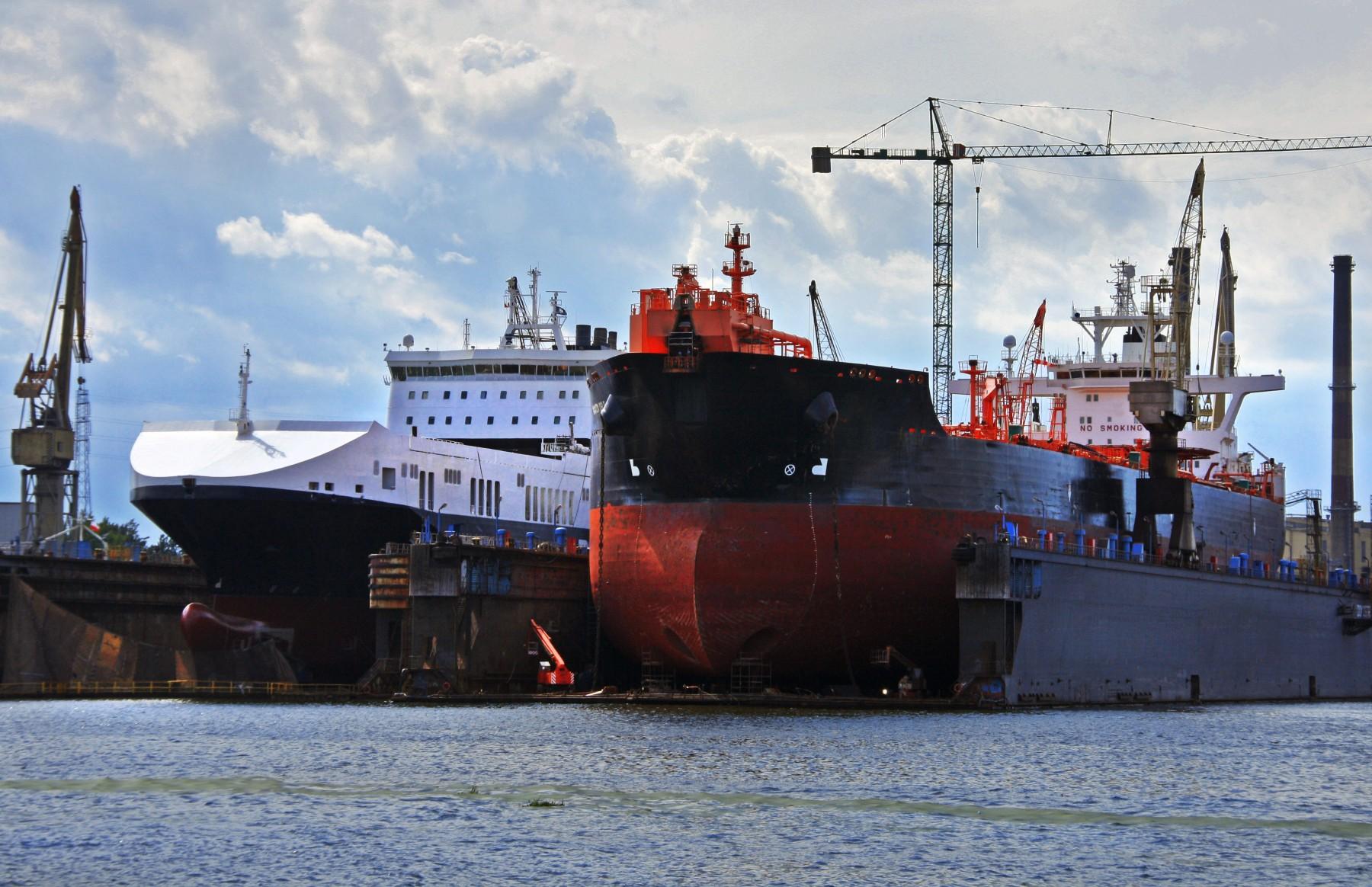 Ένωση δυνάμεων για τα δύο κορυφαία ιαπωνικά ναυπηγεία