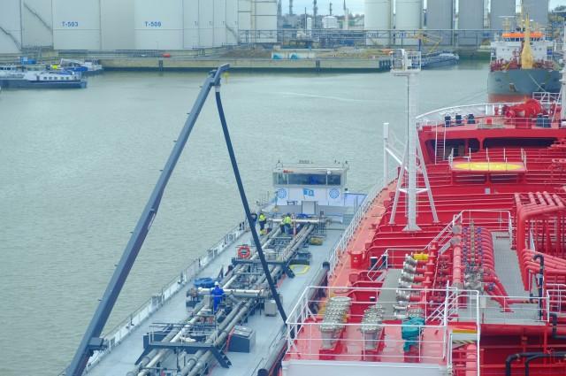 Δεξαμενόπλοιο θα κινείται αποκλειστικά με τη χρήση βιοκαυσίμου