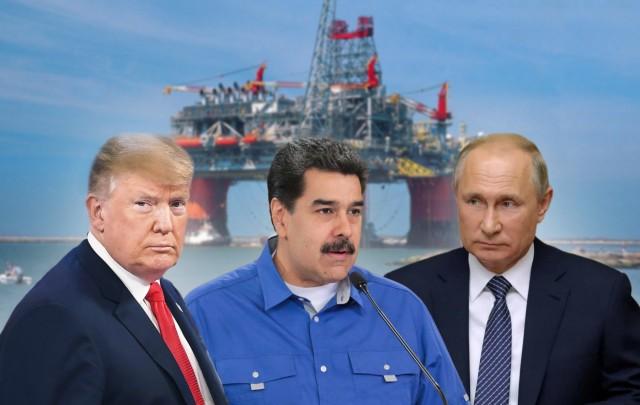 Η Rosneft αποχαιρετά τη Βενεζουέλα