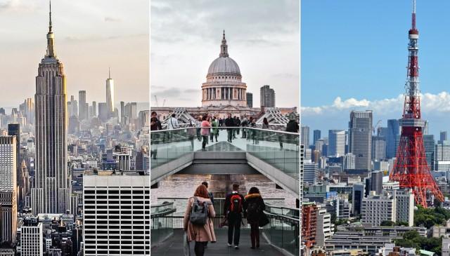 Τα 10 κορυφαία χρηματοοικονομικά κέντρα στον κόσμο
