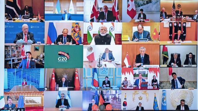 G20: Μαζί στον αγώνα για την καταπολέμηση της κρίσης