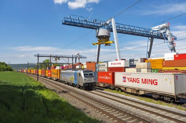 Νέα εμπορευματική σιδηροδρομική σύνδεση Ελβετίας-Κίνας