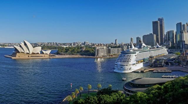 Αυστραλία: Μεγάλη επιχείρηση για τον εντοπισμό κρουσμάτων σε κρουαζιερόπλοια