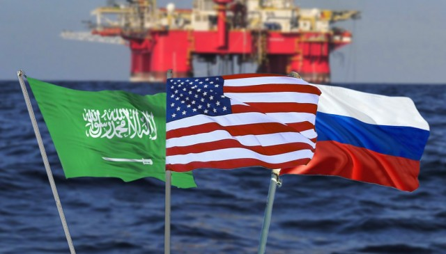 Επαφές ΗΠΑ, Ρωσίας και Σαουδικής Αραβίας για το μέλλον του μαύρου χρυσού