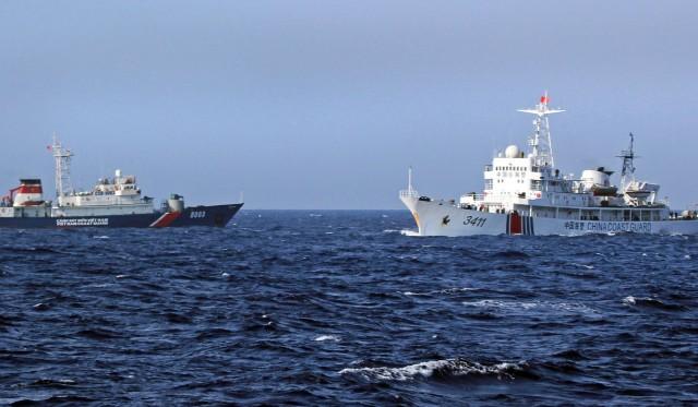 Νότια Σινική Θάλασσα: Σύγκρουση πλοίων και βύθιση αλιευτικού του Βιετνάμ