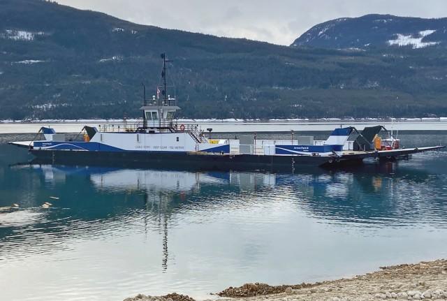 British Columbia: Τα ηλεκτρικά πορθμεία κερδίζουν έδαφος