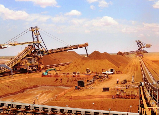 Iron ore: Ο σκεπτικισμός των πρωταγωνιστών για τις τιμές