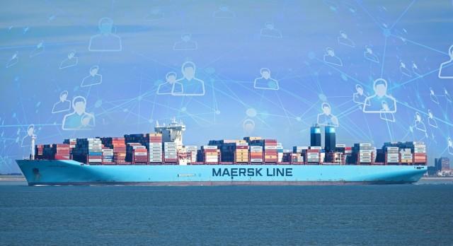 Στροφή σε online παραγγελίες για τη Maersk